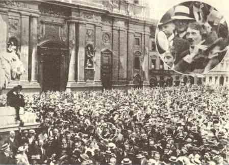 Krigsutbrott 1914